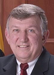 Senator Ed DeGrange (D)