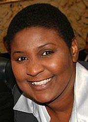 Former Delegate Tiffany Alston (D)