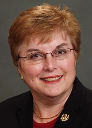 Sen. Nancy King (D)