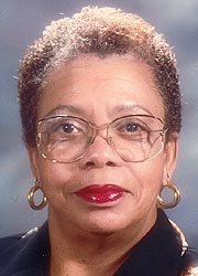 District 10 Delegate Shirley Nathan-Pulliam (D) is the only Democrat left in the race